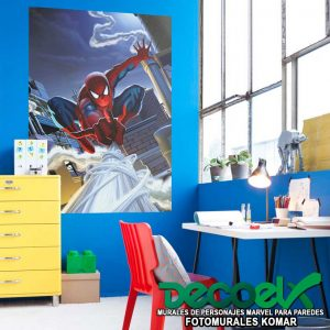 1-424 Interior Tejado de hombre araña