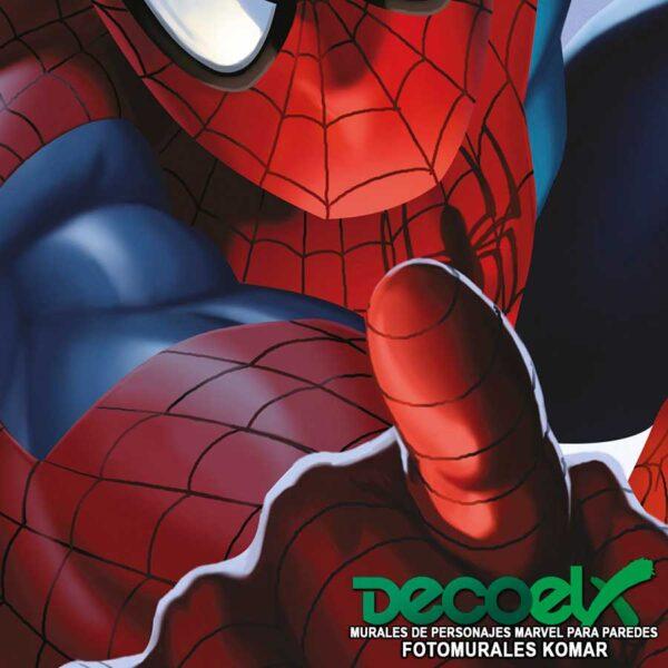 1-424 Zoom Tejado de hombre araña