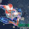 1-426 Spider-Man Neon