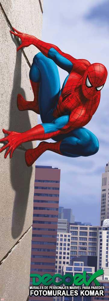 1-442 Spider-Man 90 Grados