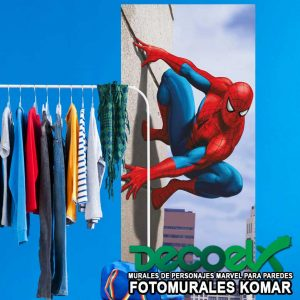 1-442 Interior Spider-Man 90 Grados