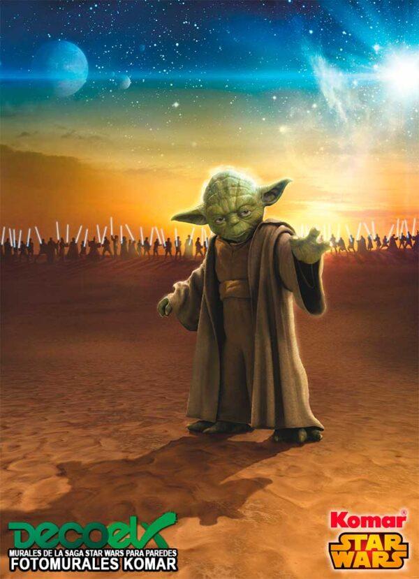 4-442 Maestro Yoda Star Wars