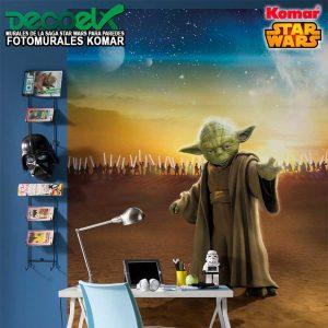 4-442 Interior Maestro Yoda Star Wars
