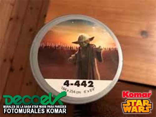 4-442 Paquete Maestro Yoda Star Wars
