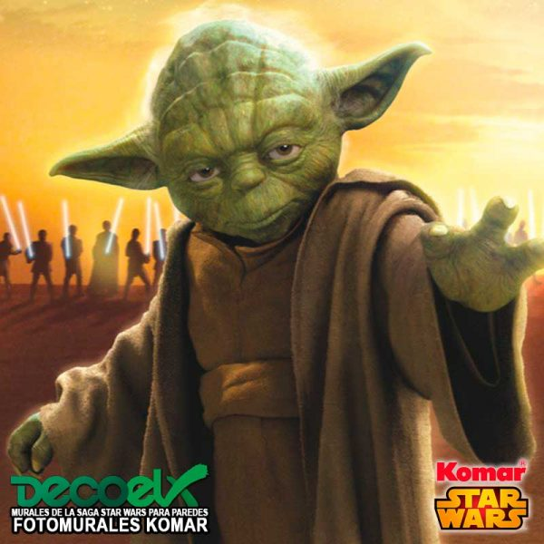 4-442 Zoom Maestro Yoda Star Wars