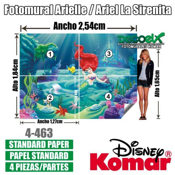 4-463 Detalles Ariel