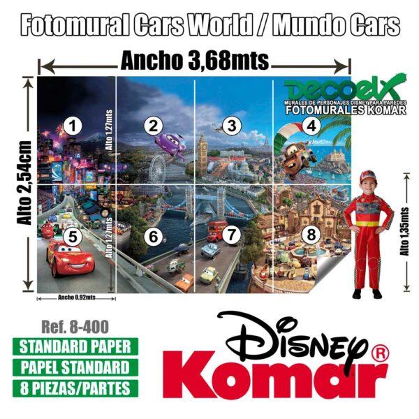 8-400 Detalles Mundo Cars