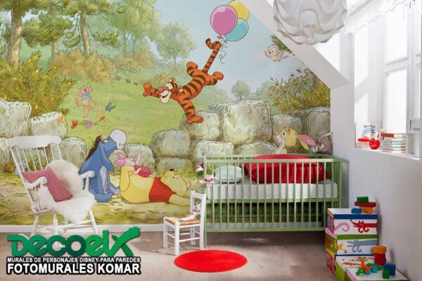8-460 Interior Winnie Globos