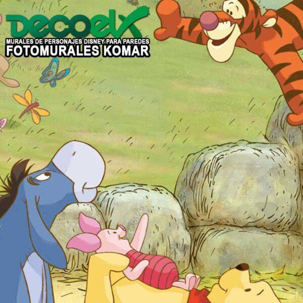 8-460 Zoom Winnie Globos