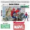 8-467 Spider-Man Concrete Detalles