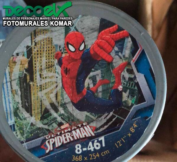 8-467 Spider-Man Concrete Paquete