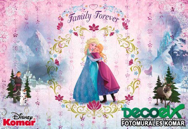 8-479 Familia Frozen Siempre
