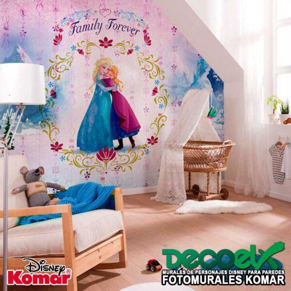 8-479 Interior Familia Frozen Siempre