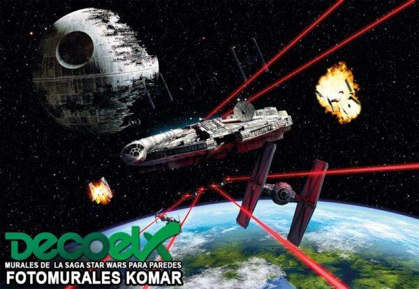 8-489 Halcón Milenario Star Wars
