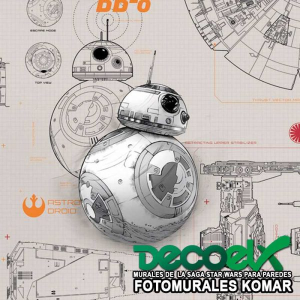 8-493 Star Wars Zoom