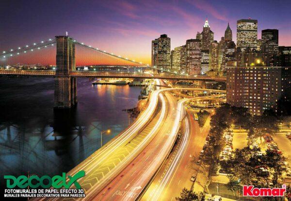 8-516 Nueva York Ciudad de Luces
