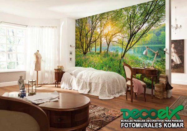 8-524 Interior Lago Primaveral