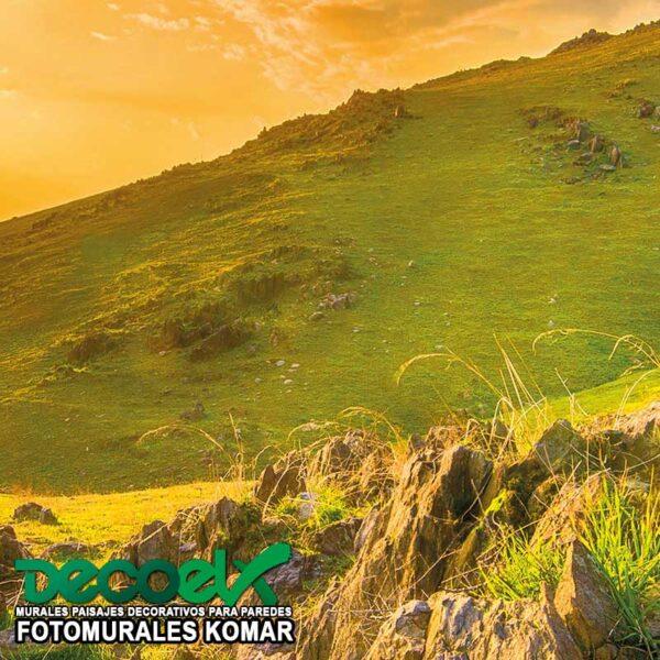 8-525 Zoom Amanecer en la Montaña