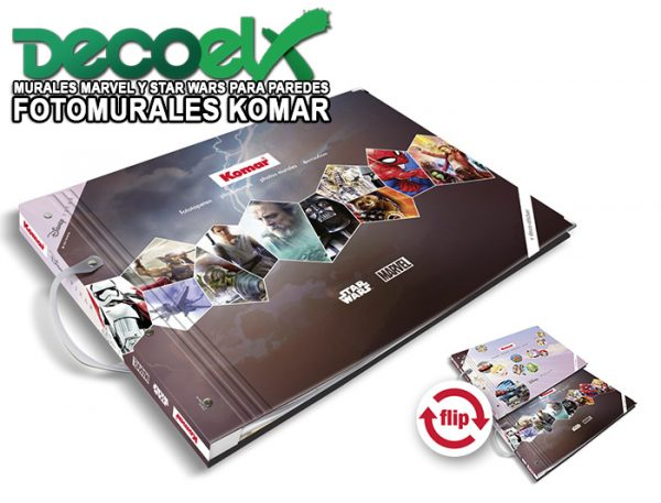 Catálogo Disney ed3 dark 3D Decoelx
