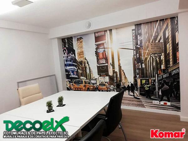 XXL4-008 Interior Times Square