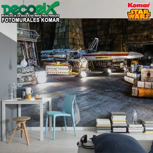 8-4000 Interior Base Rebelde Star Wars
