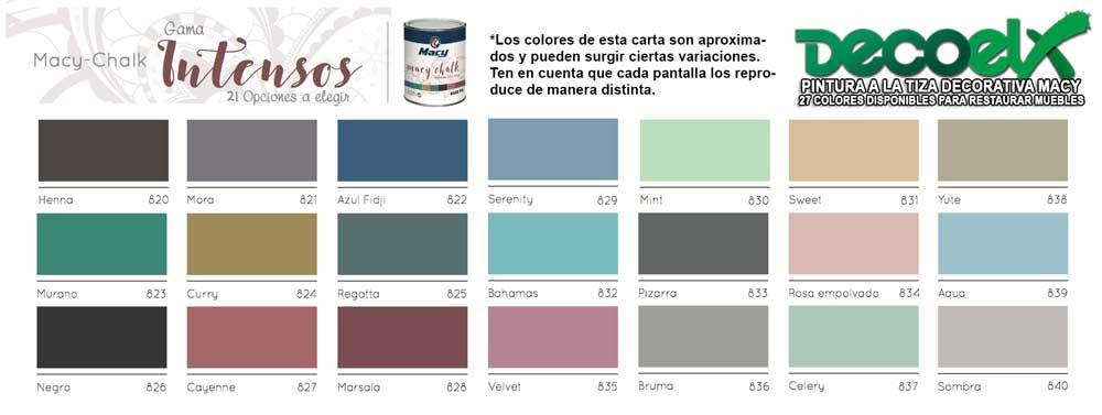 Macy-Chalk Colores Intensos Horizontal