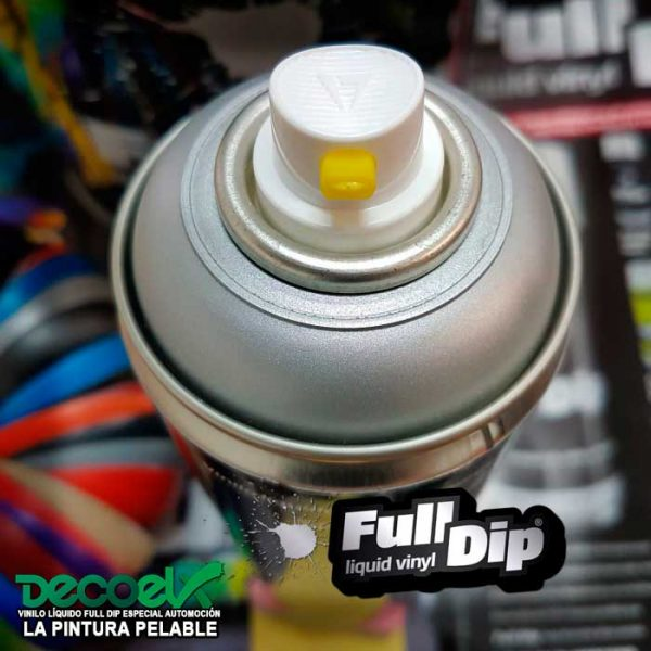 Full Dip Aluminio Metalizado 400ml Decoelx