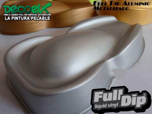 Full Dip Aluminio Metalizado Decoelx