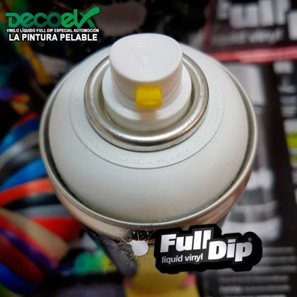 Full Dip Blanco Mate 400ml Decoelx
