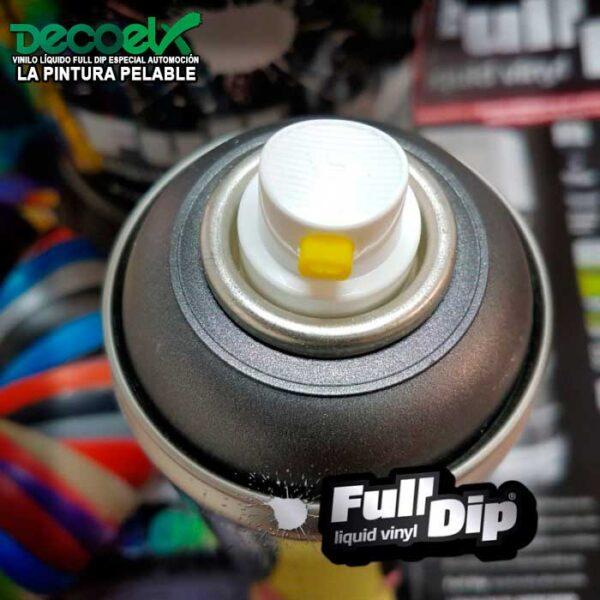 Full Dip Hyperblack Metallic 400ml Decoelx