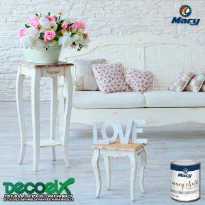 Muebles Pintados a la Tiza Macy Chalk 01
