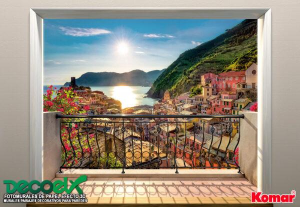 8-988 Mural Vernazza