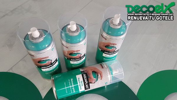 Spray Repara gotelé Aguaplast