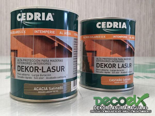 Dekor Lasur Cedria 750ml