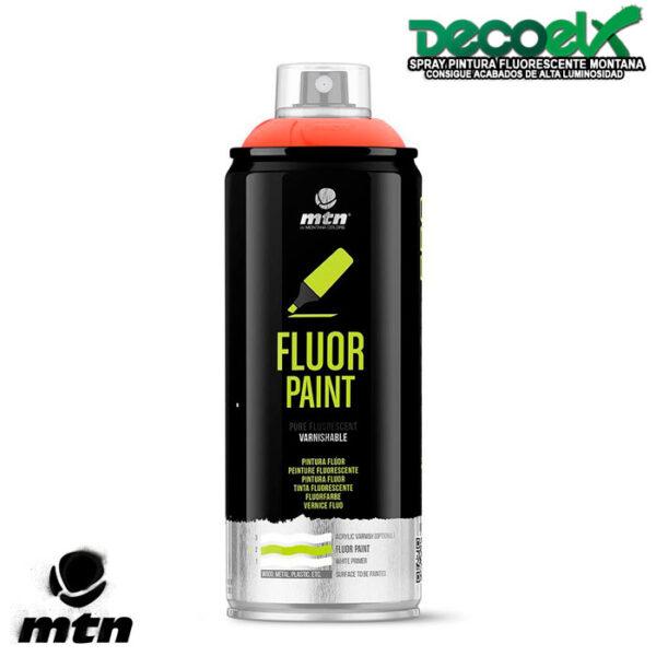 Spray Fluorescente MTN 400ml