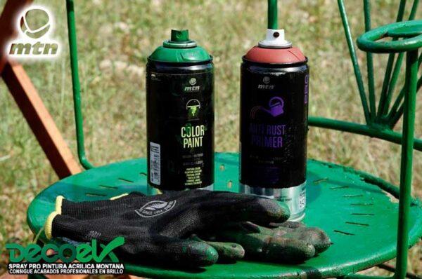 Carta de Colores Spray MTN PRO 400ml