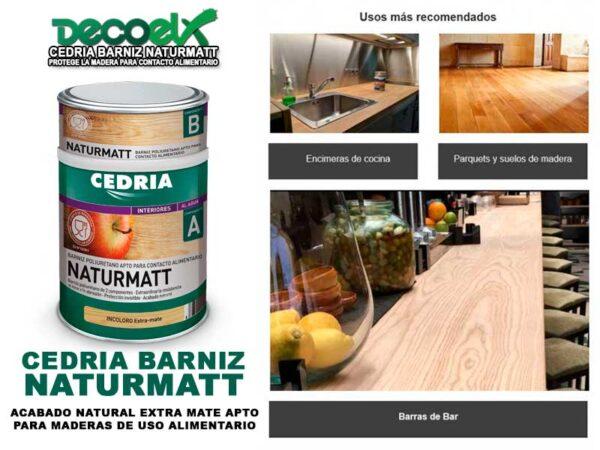 El Mejor Barniz para madera encimera barra bar parquet